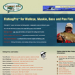 FishingPro for walleye, muskie, crappie and northern pike.