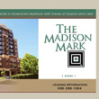 The Madison Mark apartments in downtown Madison, Wisconsin.