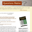 Questions MAtter for business planning and marketing.